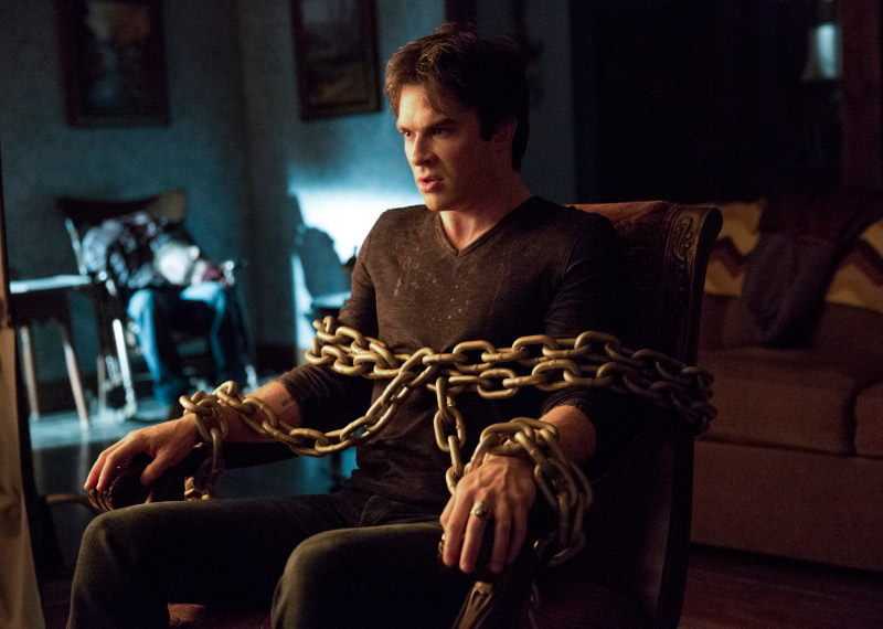 "The Vampire Diaries Quotes From Season 5, Episode 14 — ""No Exit"""