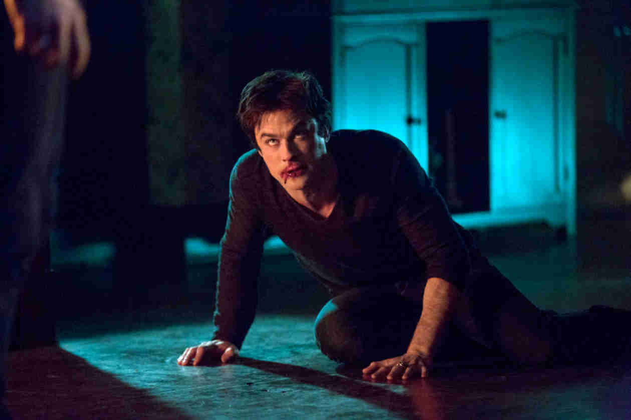 Vampire Diaries Canadian Promo: Season 5, Episode 14 — Damon's Carnage (VIDEO)