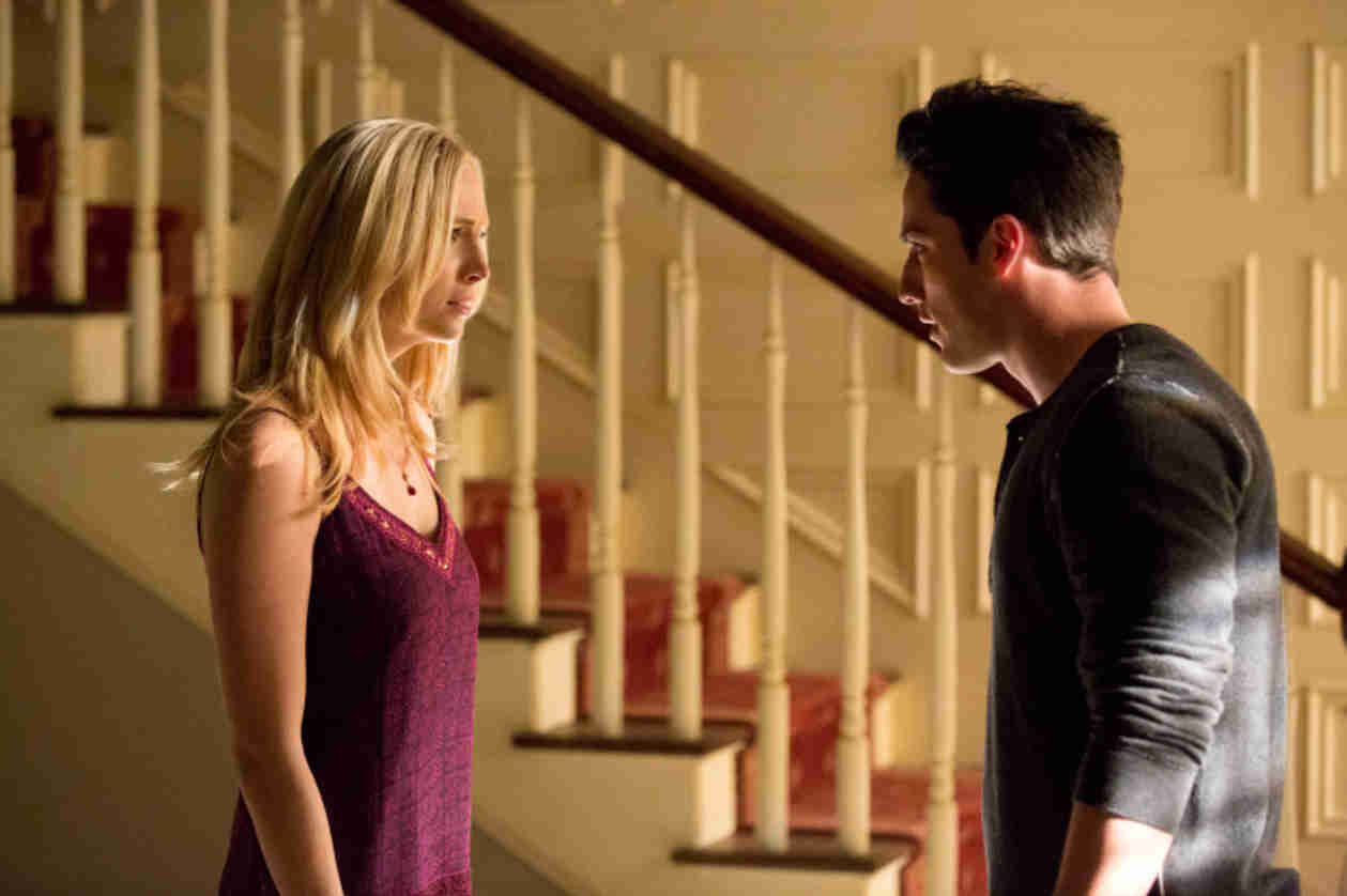 Vampire Diaries Burning Question: Will Caroline and Tyler Get Back Together?