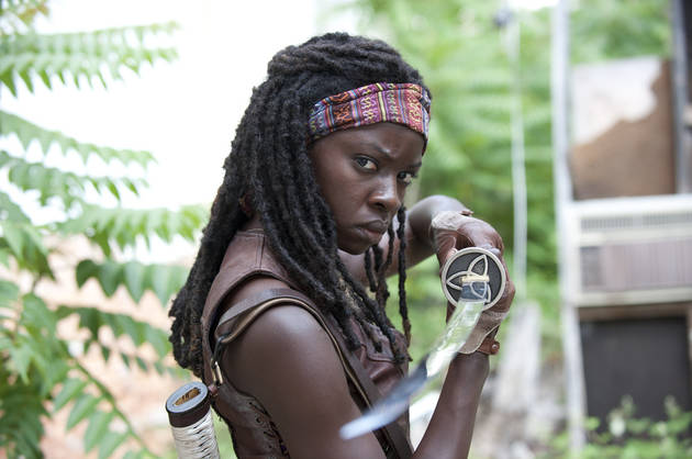 The Walking Dead Season 4: Robert Kirkman Warns Viewers Not to Trust Michonne's Dream Sequence!
