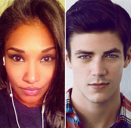 The Game's Candice Patton Cast as Grant Gustin's Love Interest on The Flash