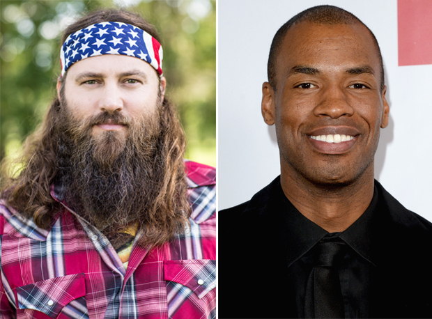 Jason Collins Would Like to Have a Chat With the Duck Dynasty Cast (VIDEO)