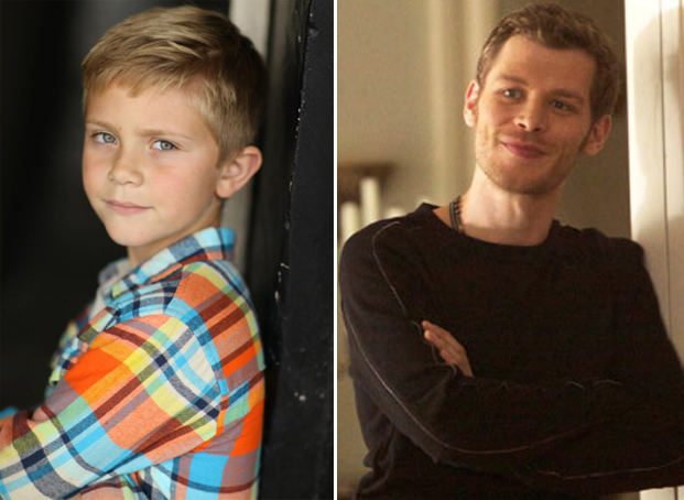 The Originals Spoilers: Aiden Flowers Cast as Young Klaus For Season 1, Episode 16 (PHOTO)