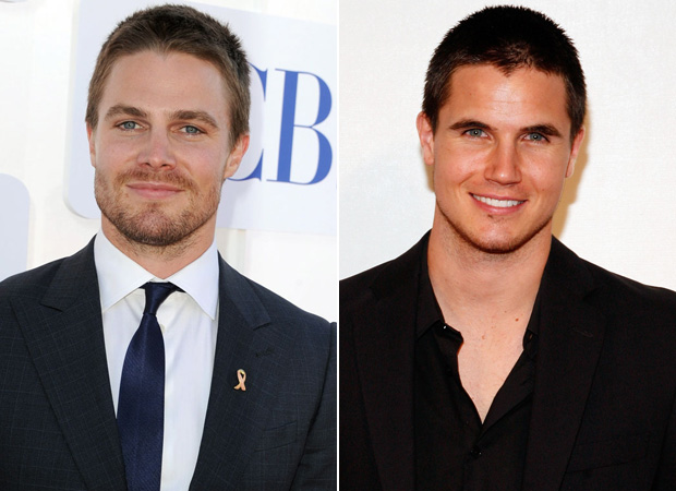 Who's Hotter: Arrow's Stephen Amell or His Cousin, Robbie Amell?