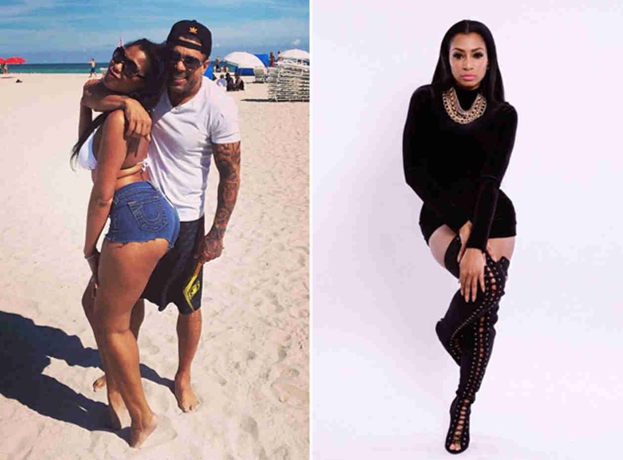 Benzino and Ex Karlie Redd Wage War on Instagram (PHOTOS)