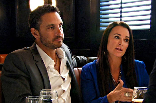 Kyle Richards Dishes About the Emotional Dinner in Puerto Rico (VIDEO)