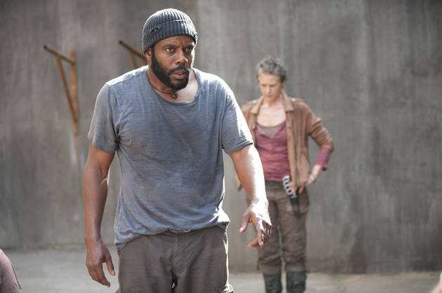 "The Walking Dead Season 4 Spoilers: What's the ""Sanctuary""?"