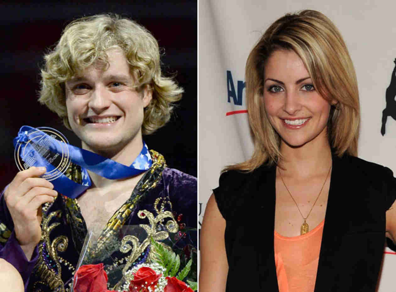 Who Is Olympics Ice Dancer Charlie White Dating? — Secret Girlfriend Alert!