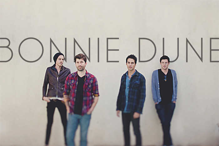 "Cory Monteith and Bonnie Dune's Song, ""Maybe Tonight"" Released — Listen!"