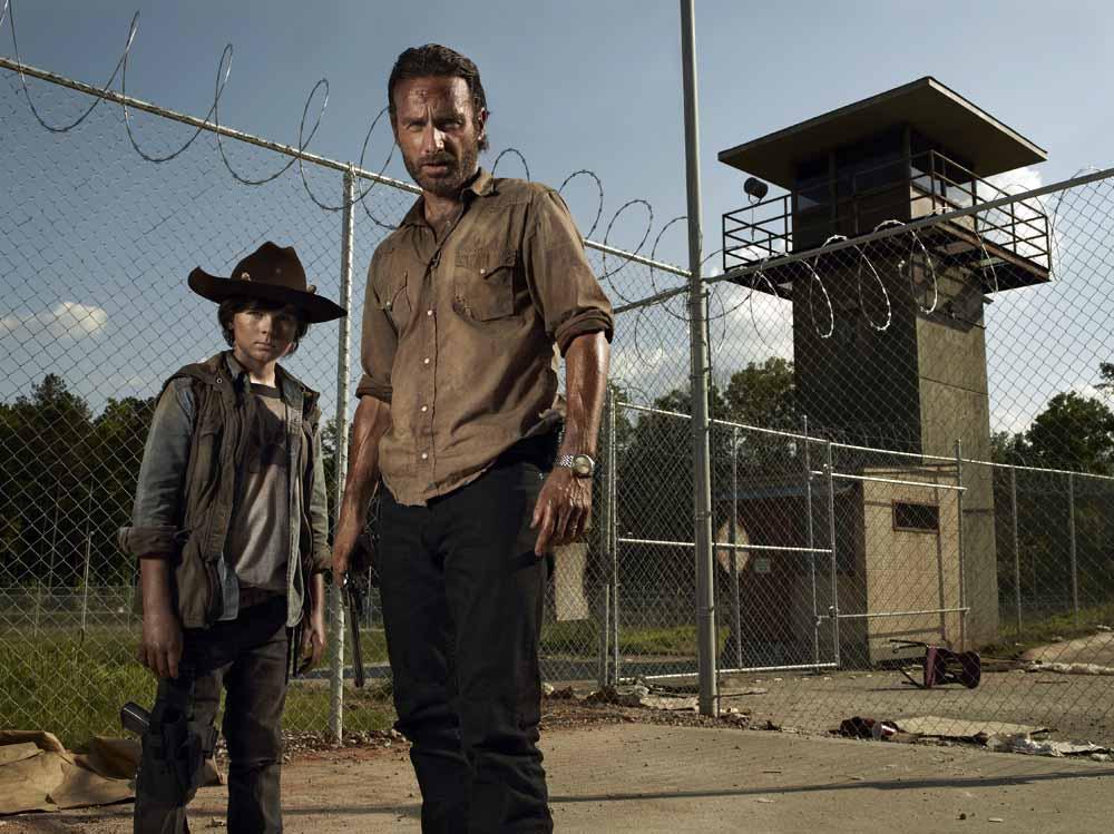 The Walking Dead Season 4: Does Rick Trust Terminus? (VIDEO)
