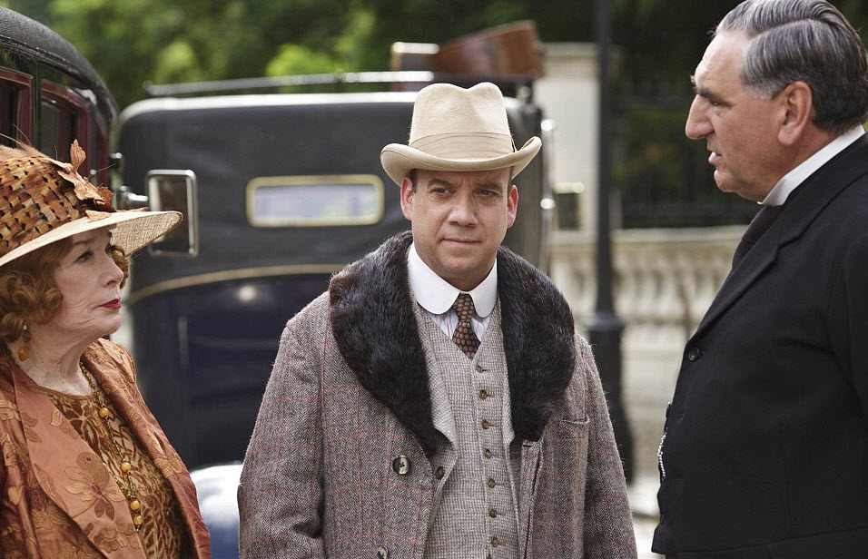 Downton Abbey Season 4 Finale: Who Insults the Prince of Wales?