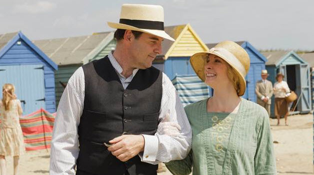 Downton Abbey: First Look at Anna Bates in the Season 4 Finale! (PHOTO)