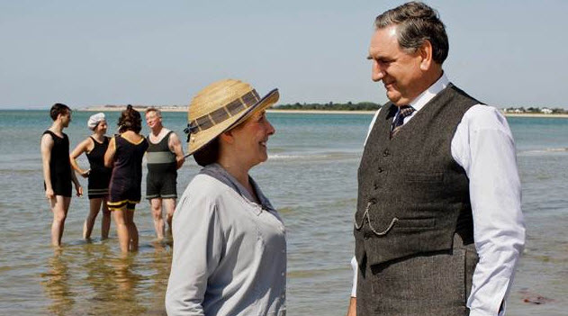 Downton Abbey Season 4 Finale Beats Season 3's End in Ratings!
