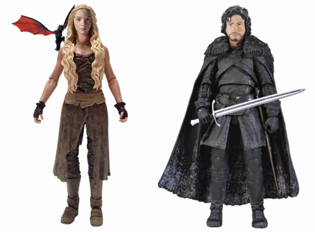 New Game of Thrones Toys Available!
