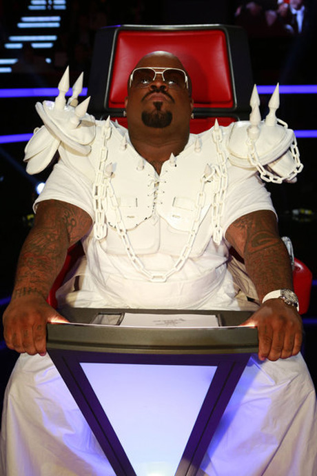 Cee Lo Green Is Leaving The Voice After Four Seasons!