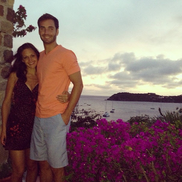Chris Siegfried on How He Knows Fiancée Desiree Hartsock is the One