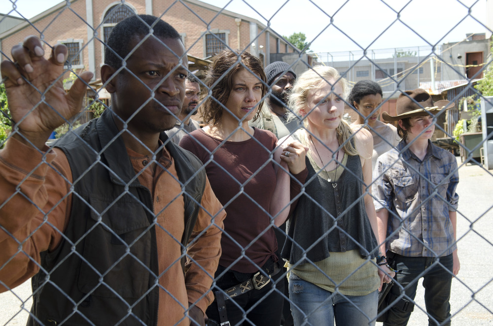 The Walking Dead: Will Team Prison Reunite By the End of Season 4?