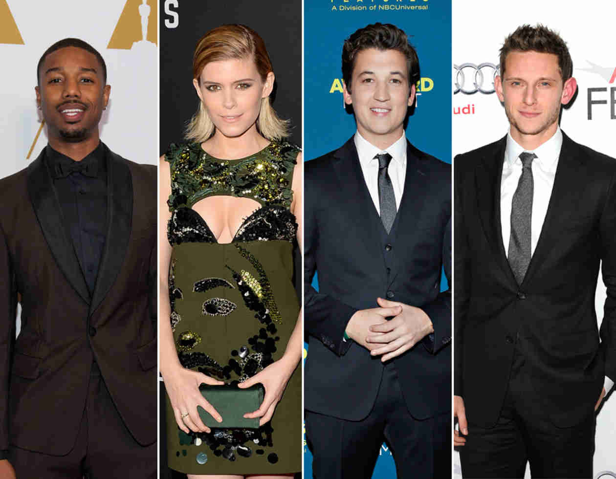 Fantastic Four Cast Revealed: Kate Mara, Michael B. Jordan, Miles Teller, and Jamie Bell On Board!