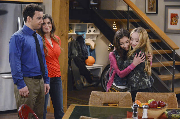 Go Behind the Scenes of Girl Meets World! (VIDEO)