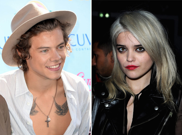 Did Harry Styles Spend Valentine's Day With Sky Ferreira?
