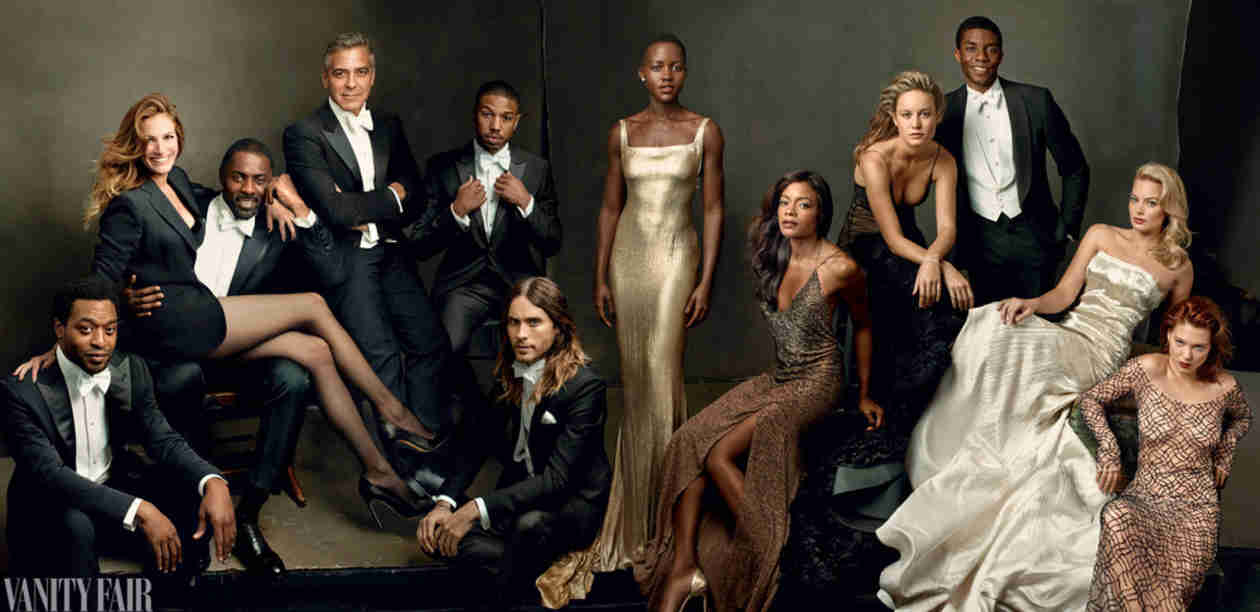 Vanity Fair's Star-Studded Hollywood Issue Is Here! See Who Made the Cover
