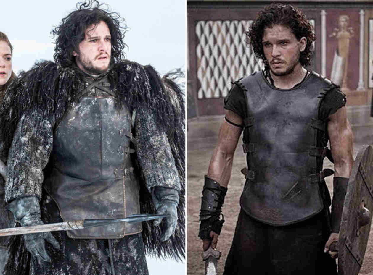 kit haringtons abtastic pompeii transformation jon snow