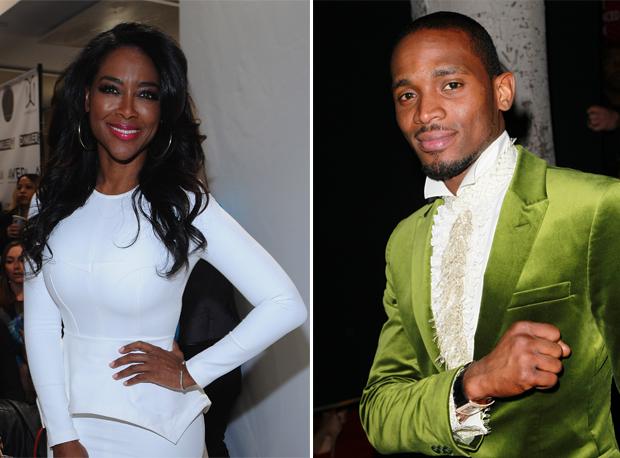 "Kenya Moore's Mysterious ""African Prince"" Revealed as Nigerian Singer D'Banj?"