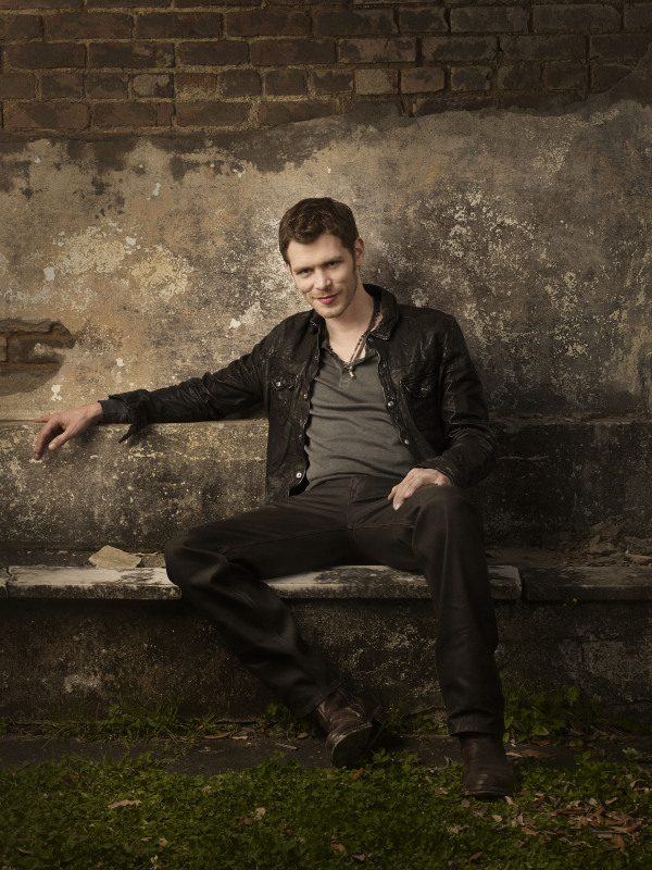 "Joseph Morgan: ""I Enjoy Being the Villain"""