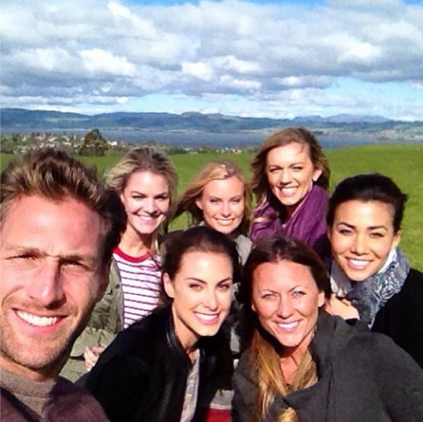 Hot Mess of the Week: Juan Pablo Has a Stinkin' Good Time in New Zealand