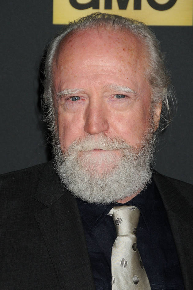 The Walking Dead's Scott Wilson Lands Role in Amazon's New Drama, Bosch: Watch It Now!