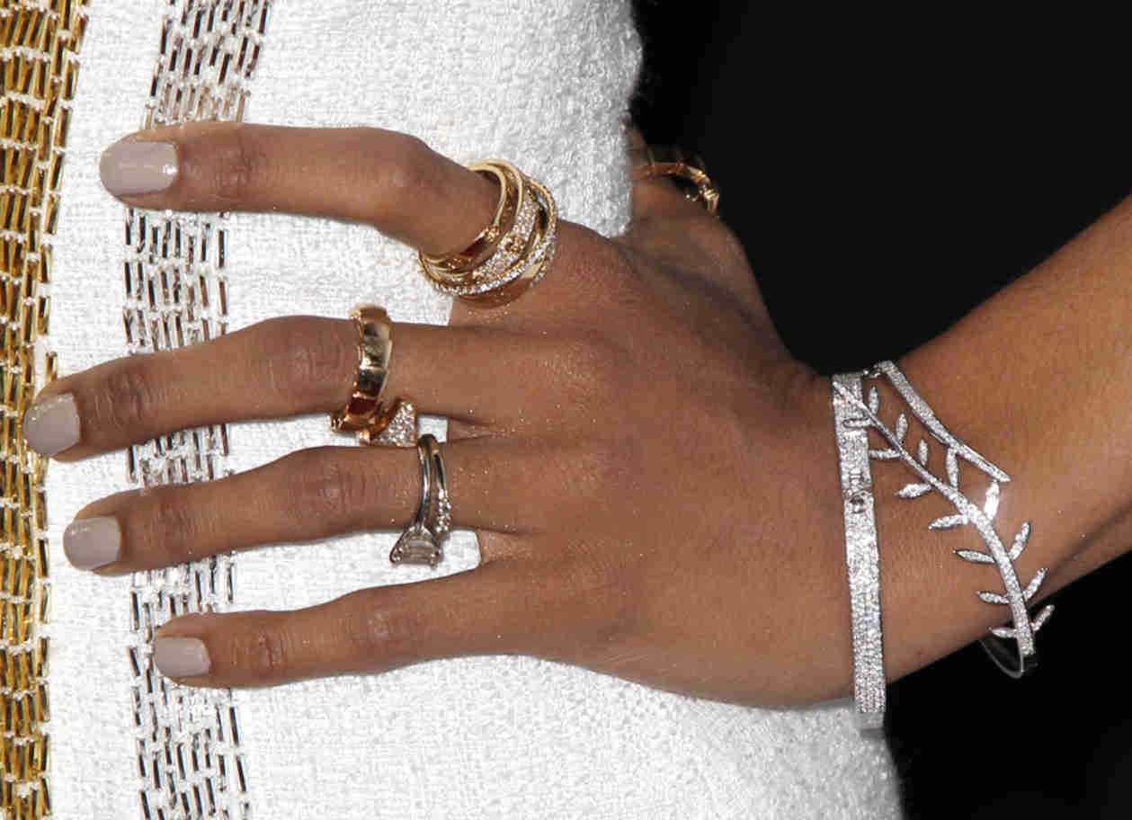Did Kat Graham Get Married? Vampire Diaries Star Spotted Wearing Possible Wedding Band