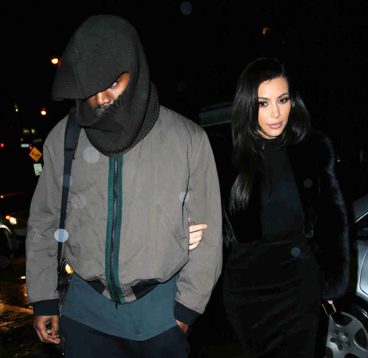 Did Kim Kardashian Dye Her Hair Even Darker? See Her Black 'Do (PHOTOS)