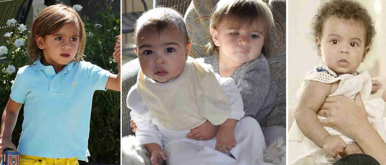 Is Beyonce's Daughter Blue Ivy Friends With the Kardashian Kids?