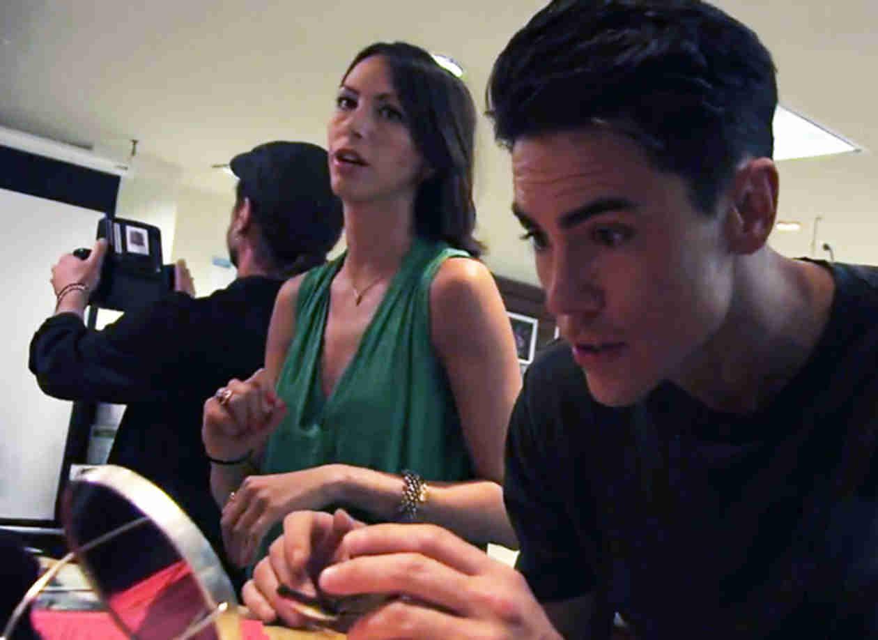 Tom Sandoval Puts on Makeup — Sneak Peek of Vanderpump Rules Season 2 Unseen Footage
