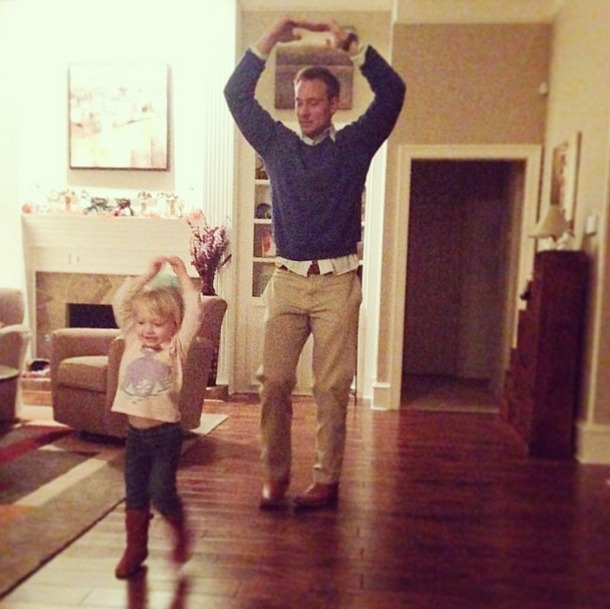 Melissa Rycroft's Daughter Gets Flowers From Daddy — Cutest Valentine Ever!