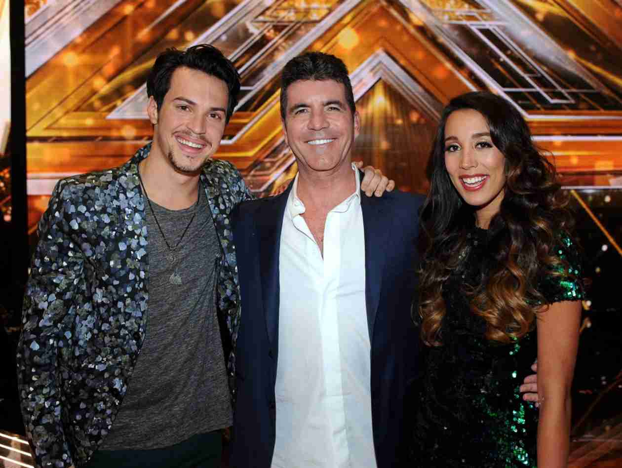 X Factor Canceled! Simon Cowell and Season 3 Winners Alex & Sierra React