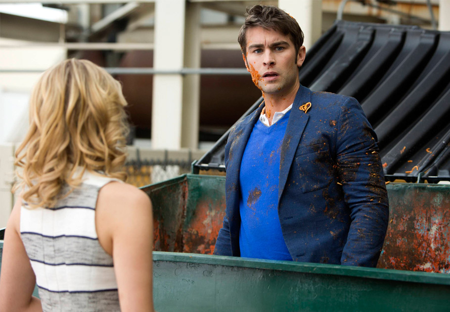 Glee's 100th Episode Sneak Peek: Dianna Agron and Chace Crawford Preview Biff and Quinn Romance! (VIDEO)