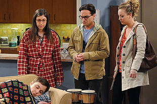 The Big Bang Theory Renewed For Three More Seasons by CBS