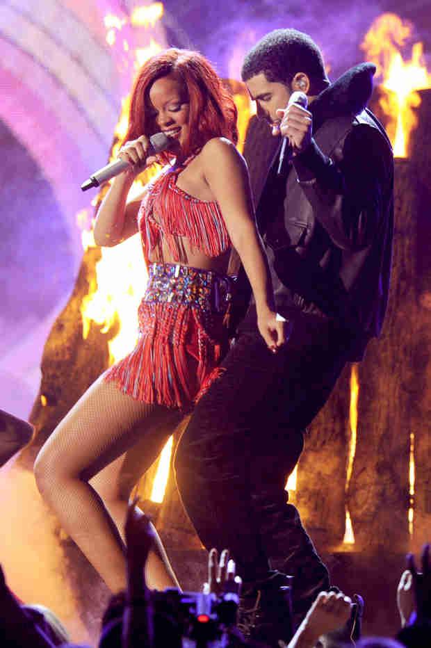 Rihanna and Drake Take Their Rekindled Romance to Amsterdam