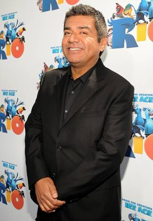 George Lopez Arrested After Getting Drunk and Falling Asleep on Casino Floor (VIDEO)