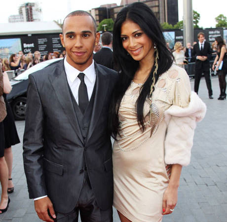 Nicole Scherzinger Engaged to On-Again Boyfriend Lewis Hamilton?