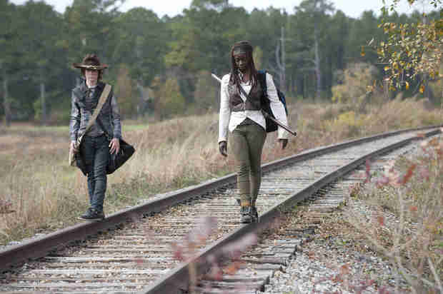 "The Walking Dead Season 4 Finale Predictions: ""None of Them Are Right"""