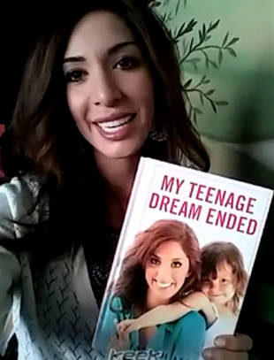 Farrah Abraham's Dad Is Writing a Tell-All — and Denying Her Abuse Claims!