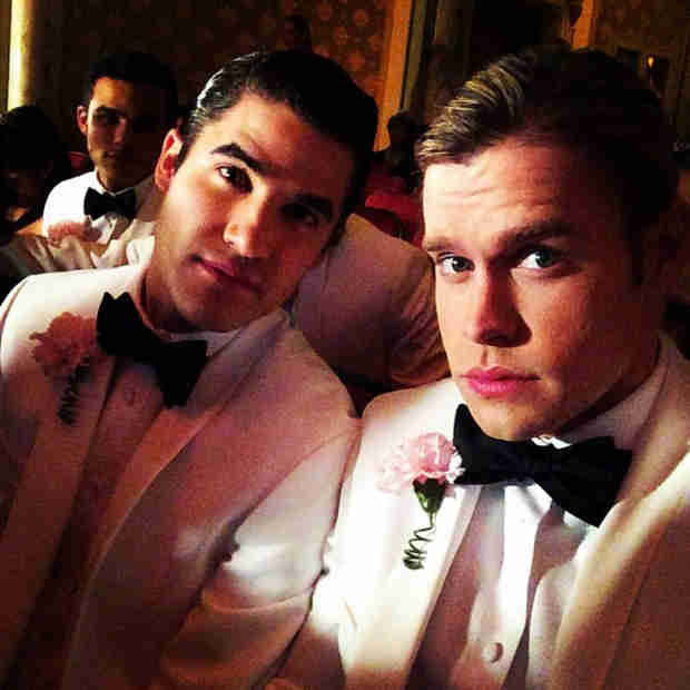 "Glee Spoilers: Which Characters Hook Up in ""Bash""?"