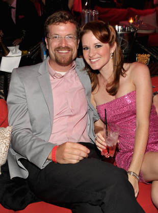 "Grey's Anatomy's Sarah Drew Reveals ""Darkest Time"" of Her Marriage"