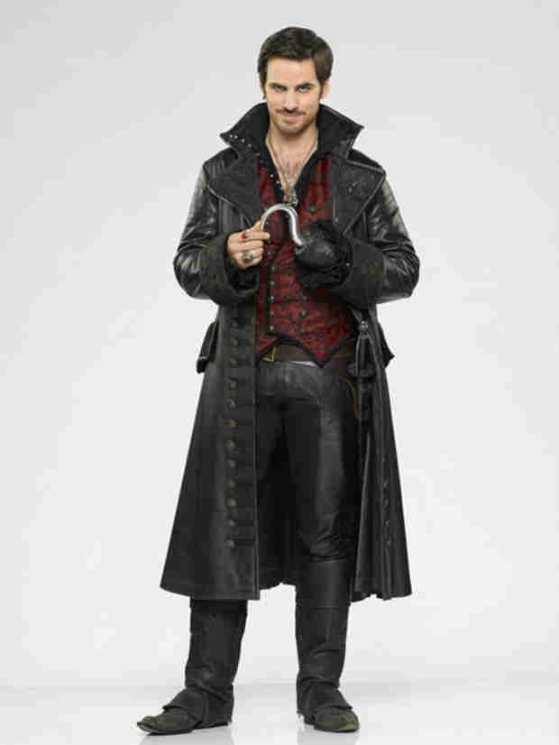 Once Upon a Time Spoilers: Captain Hook and Blackbeard to Battle!