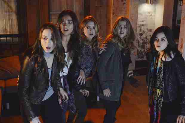 "Pretty Little Liars Season 4 Finale: Someone Will Be Injured ""But Breathing"" — Exclusive"