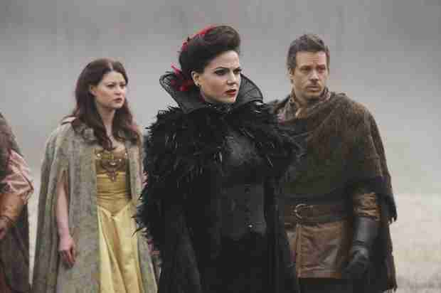 "Once Upon a Time Promo: Season 3, Episode 13 — ""Witch Hunt"" (VIDEO)"