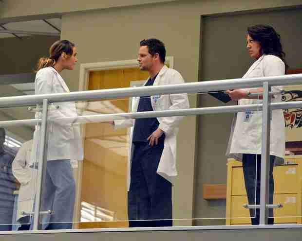 "Grey's Anatomy Music: Songs From Season 10, Episode 14, ""You've Got to Hide Your Love Away"""