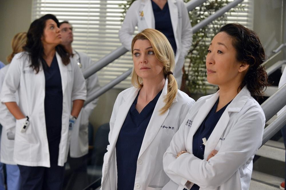 "Grey's Anatomy Season 10, Episode 14 Review: What Did You Think of ""You've Got to Hide Your Love Away""?"